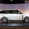 Range Rover SV Coupe