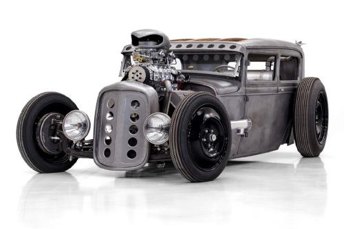31 Ford Model A хот-род
