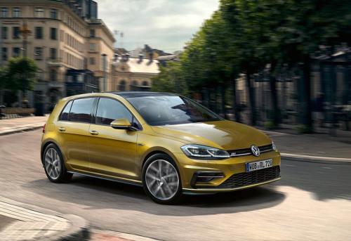 Volkswagen Golf 2017-2018